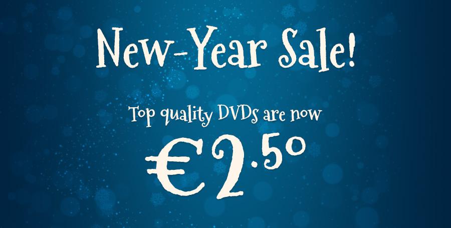 DVD Clearance SALE