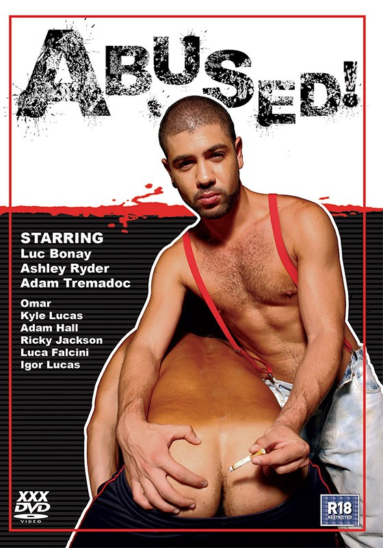 Abused! DVD - Front
