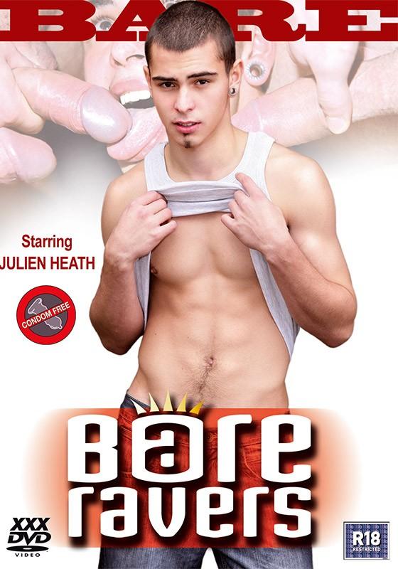 Bare Ravers DVD - Front
