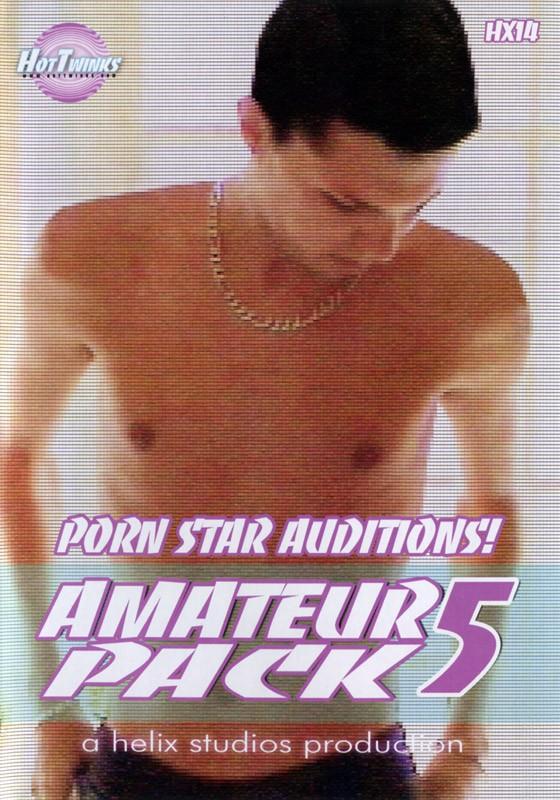 Amateur Pack 5 DVD - Front