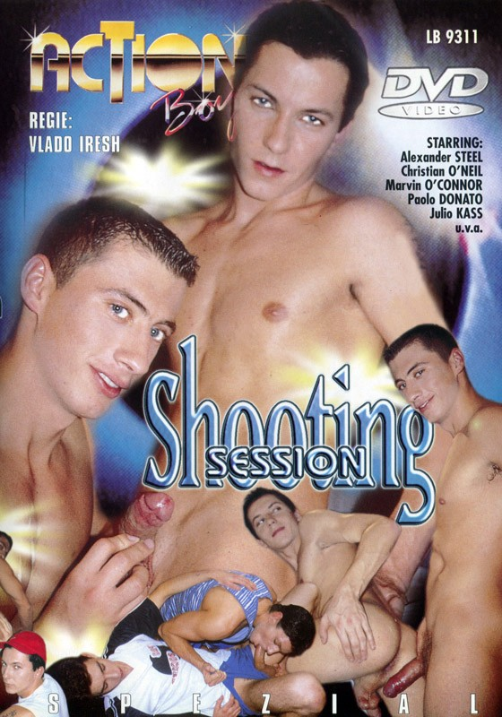 Shooting Session DVD - Front