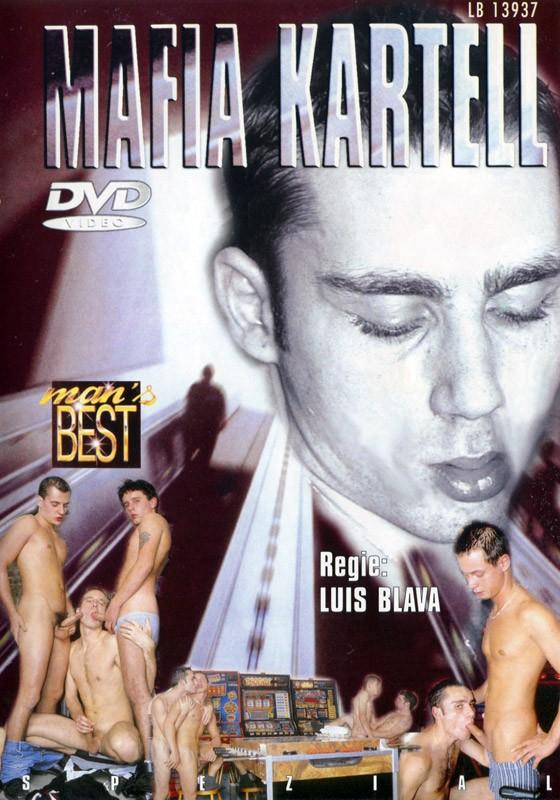 Mafia Kartel DVD - Front