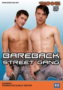 Bareback Street Gang DVDR (NC)