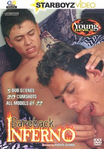 Bareback Inferno DVD