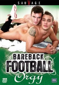 Bareback Football Orgy DVDR (NC)