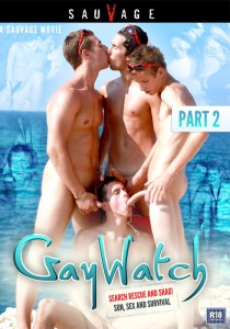 Gaywatch Part 2 DVDR (NC)