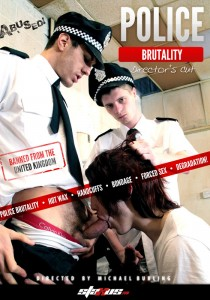 Police Brutality (Director's Cut) DVD