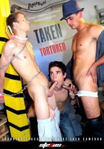 Taken & Tortured (Director's Cut) DVDR