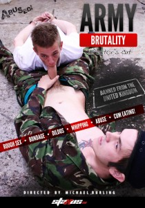 Army Brutality DVDR