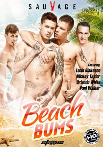 Beach Bums (SauVage) DVD