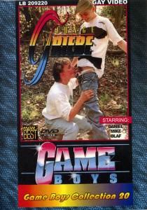 Game Boys Collection 20 - Junge Triebe + Spiegel Wichser DVDR (NO COVER) (NC)
