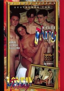 Heisse Party DVDR