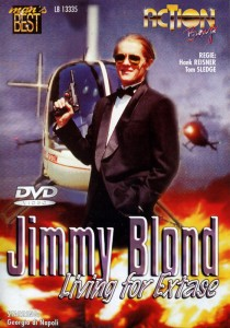 Jimmy Blond Living For Extase DVDR (NC)