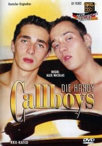 Die Handy Callboys DVDR (NC)