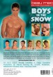 Boys in the Snow DVD - Back
