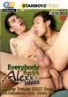 Everybody Fucks Alex Bareback DVD - Front