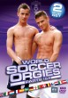 World Soccer Orgies 2DVD Box Set - Front