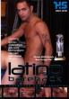 Latino Bareback DVD - Front