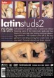 Latin Studs 2 DVD - Back