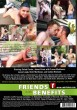 Friends with Benefits DVD - Back
