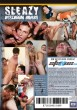 Sleazy Restroom Riders DVD - Back