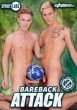 Bareback Attack (Staxus) DVD - Front