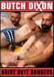 Hairy Butt Bangers DVD - Front
