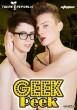 Geek Peek DVD - Front