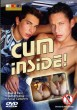 Cum Inside! (Mans Best) DVD - Front