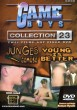 Game Boys Collection 23 - Junges Gemuese + Young Is Better DVD - Front