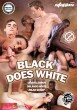 Black Does White DVD - Front
