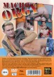 Macho Orgy DVD - Back