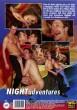 Night Adventures DVD - Back