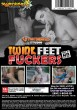 Twink Feet Fuckers DVD - Back