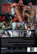 Hairy Raw Pigs DVD - Back