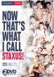 Now That's What I Call Staxus! DVD - Front