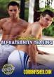 Bi Fraternity Teasing DVD - Front