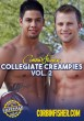Collegiate Creampies volume 2 DVD - Front