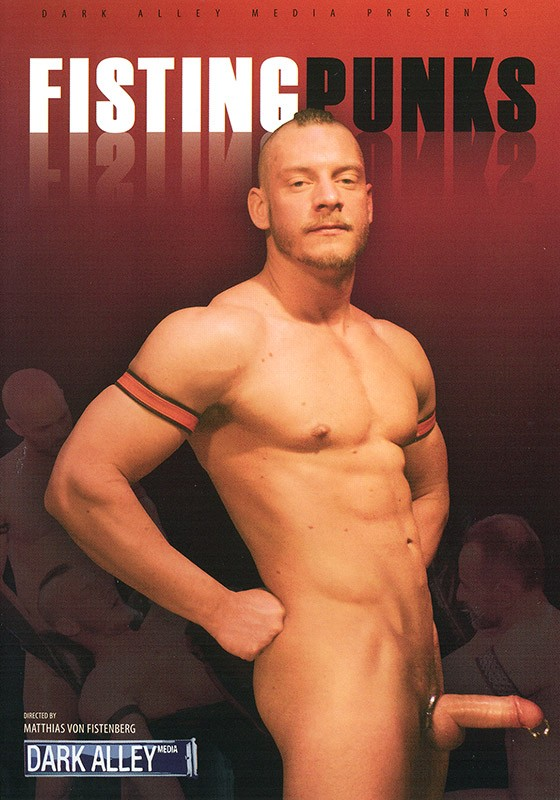 Fisting Punks DVD - Front