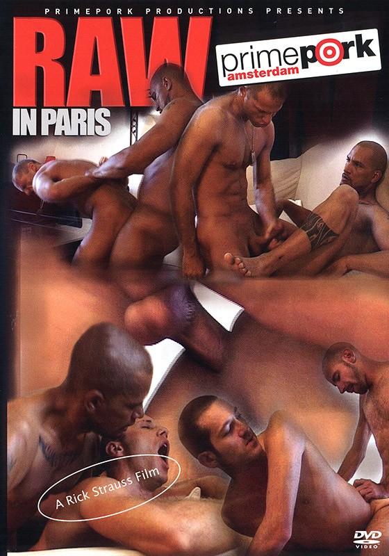 Raw in Paris DVD - Front