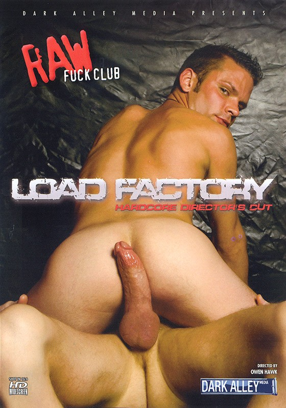 Load Factory DVD - Front