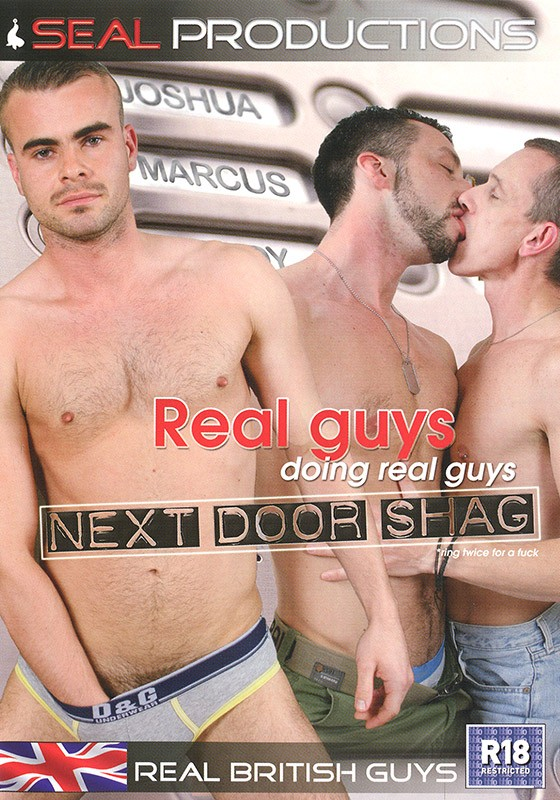 Next Door Shag DVD - Front