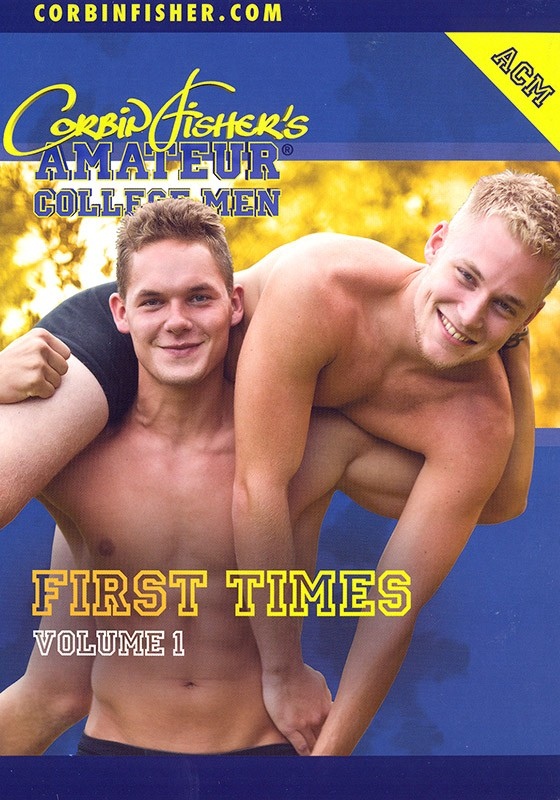 First Times volume 1 DVD - Front