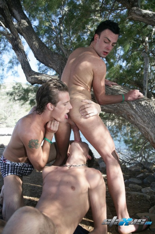 Bareback Beach Party (SauVage) DVD - Gallery - 002