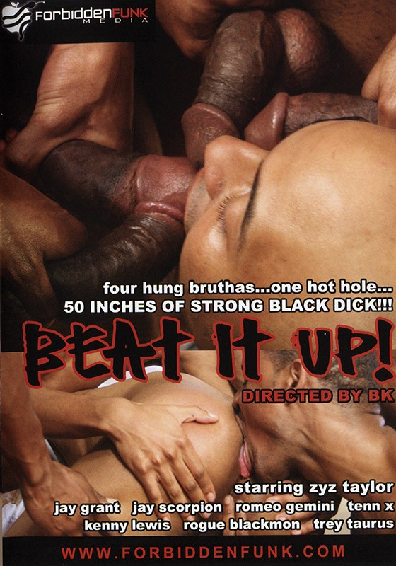 Beat It Up! DVD - Front