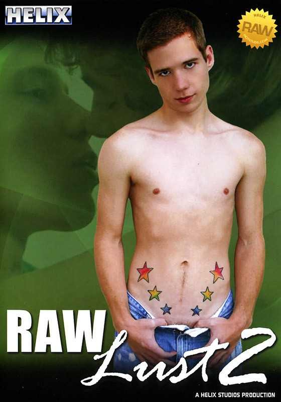 Raw Lust 2 DVD - Front