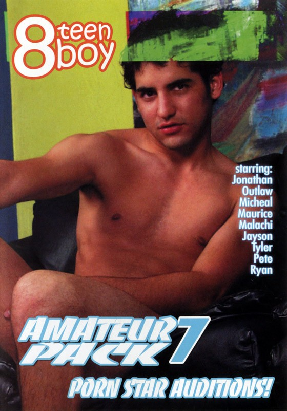Amateur Pack 7 DVD - Front