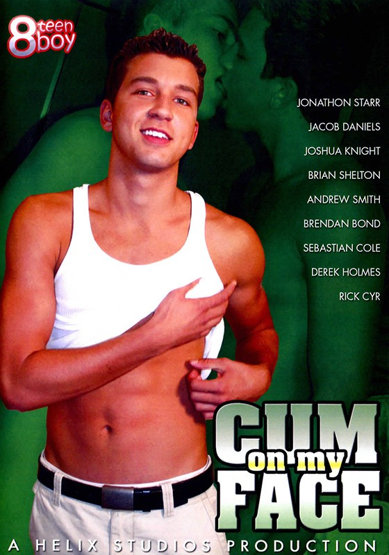 Cum on My face (Helix) DVD - Front