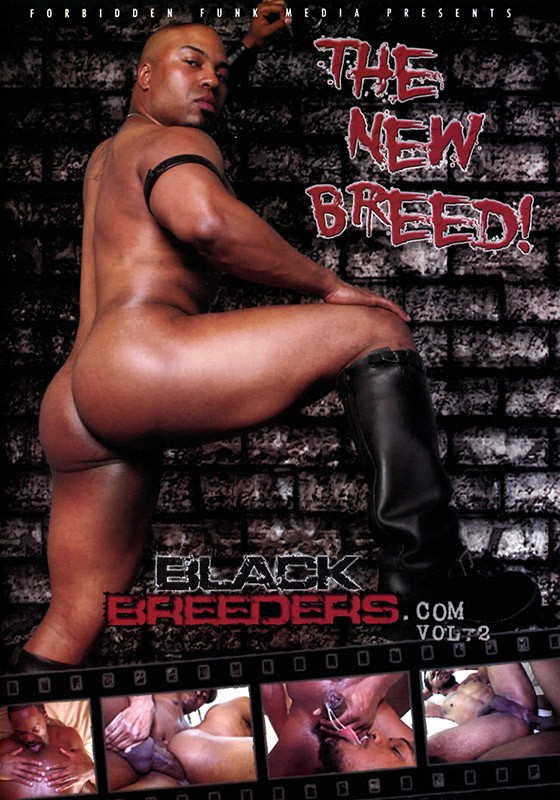 The New Breed! DVD - Front