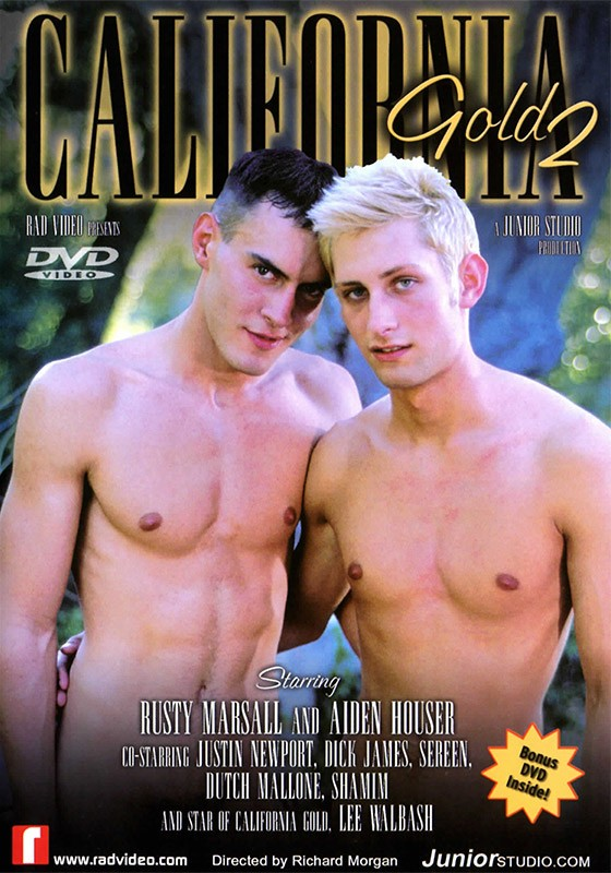 California Gold 2 DVD - Front